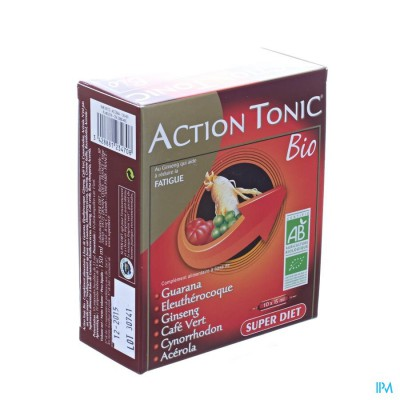 Super Diet Action Tonic Amp 10x15ml