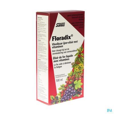 FLORADIX ELEXIR 500ML