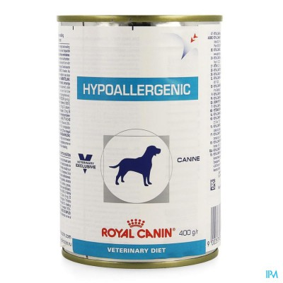 Royal Canin Vdiet Hypoallergenic Canine 12x400g