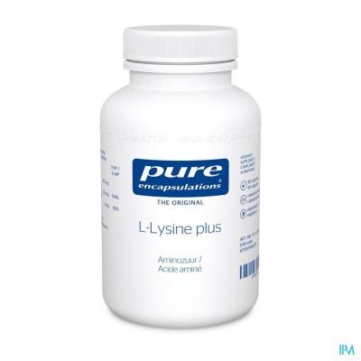 Pure Encapsulations l-lysine Plus Aminoz. Caps 90