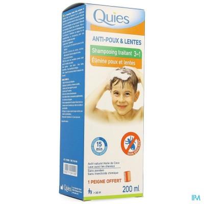 Quies Shampoo Anti Luizen Tube 200ml