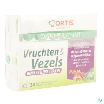 ORTIS VRUCHTEN & VEZELS GEMAKKEL.TRANSIT BLOKJE 24