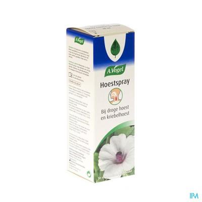 A.Vogel Hoestspray Droge Hoest-kriebelhoest