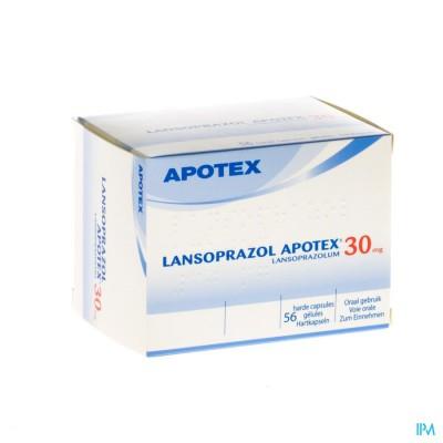 Lansoprazol Apotex 30mg Caps 56 X 30mg