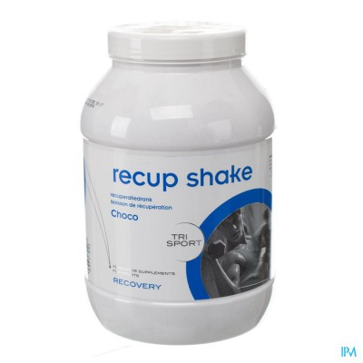 Trisportpharma Recup-shake Choco Pdr 1,5kg