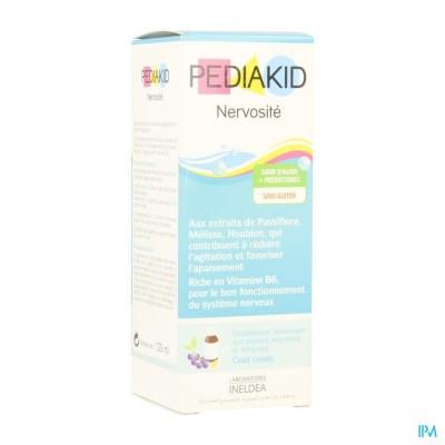 Pediakid Nervosite Sol Buv Fl 125ml