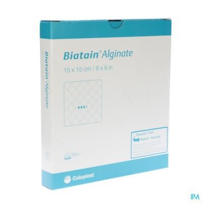 Biatain Alginate 15cmx15cm 10 3715