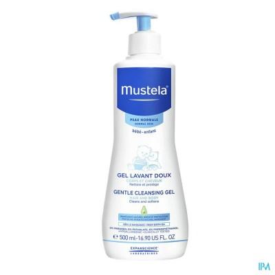 MUSTELA PN WASGEL ZACHT LIM. ED. 500ML