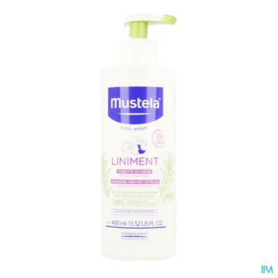 MUSTELA BB LINIMENT POMPE 400ML