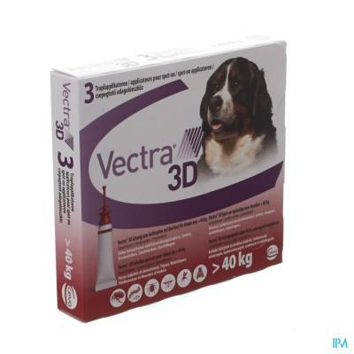 Vectra 3d Opl Spot-on Hond Pipet 3x8,0ml