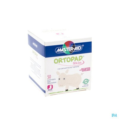 Ortopad Skin Junior Oogkompres 50