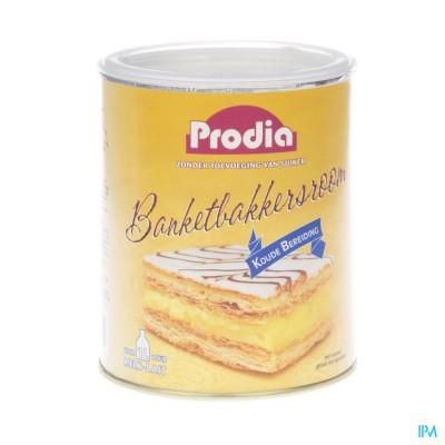 Prodia Banketbakkersroom + Zoetstof Pdr 300g 6786