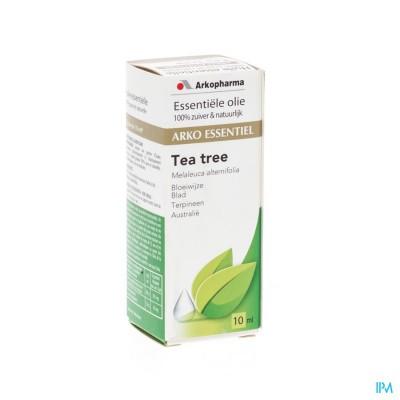 Arko Essentiel Tea Tree Gutt 10ml