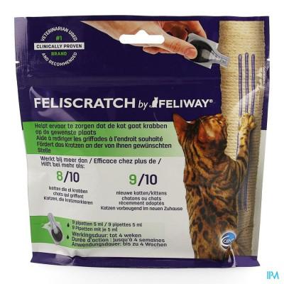 Feliscratch Feliway 9x5ml