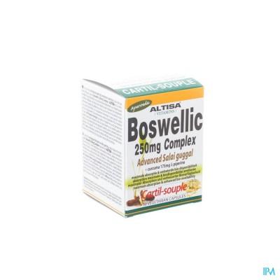 Altisa Boswellic Extract 250mg Complex V-caps 50
