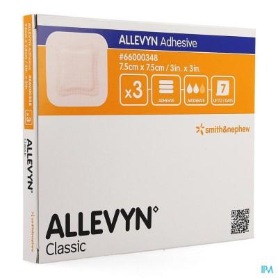 Allevyn Adh Verb Hydrocel. 7,5x 7,5cm 3 66000348