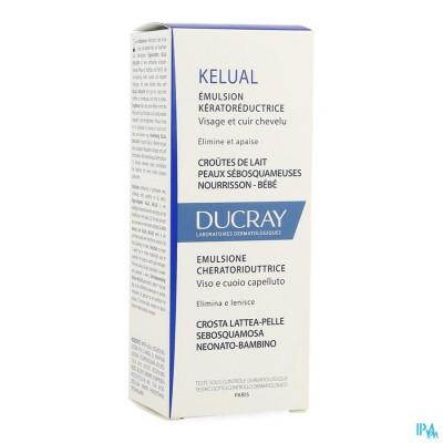 DUCRAY KELUAL EMULSIE 50ML