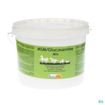 Animavital Msm Glucosam 2,5kg