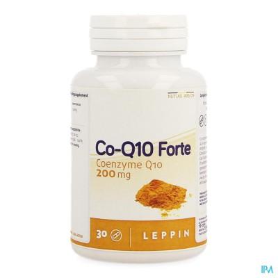 Leppin Co Q10 Forte 200mg Caps 30