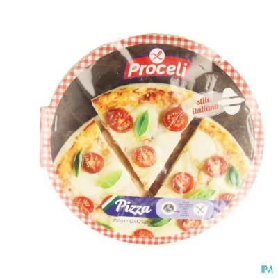 Proceli Pizzabodem Nf 2x250g 4161