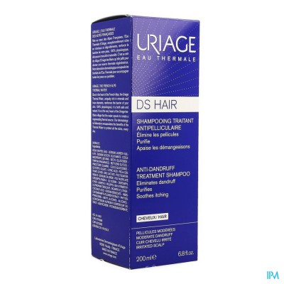 URIAGE DS HAIR SHAMPOO A/ROOS 200ML