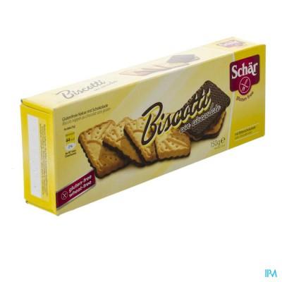 Schar Biscuits Biscotti Cioccolato 150g 6465