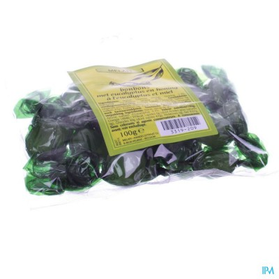 Melapi Eucalyptus-honing Bonbons 100g 6967