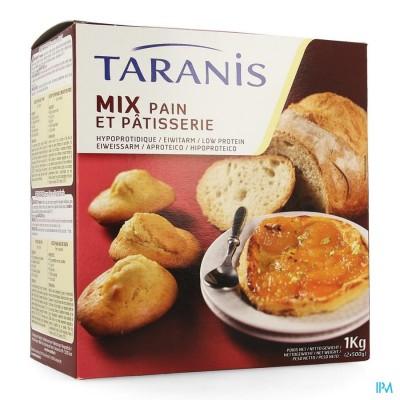 Taranis Mix Brood&patiss. Pdr 2x500g 6720 Revogan