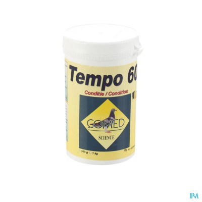 Comed Tempo 60 Duiven Pdr 300g
