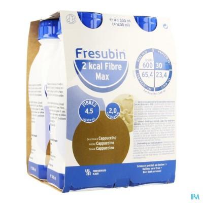 Fresubin 2 Kcal Fibre Max 300ml Cappuccino