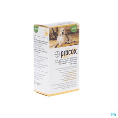 Procox Orale Suspensie Hond Fl 20ml