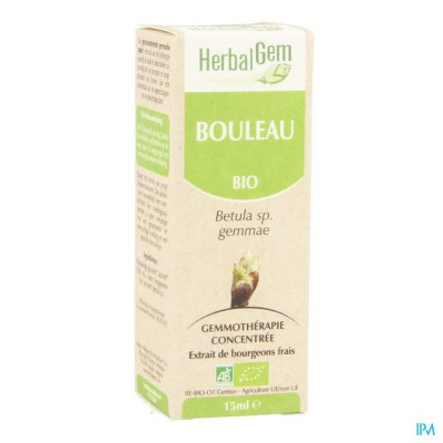 Herbalgem Berk Maceraat 15ml