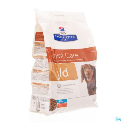 Hills Prescrip.diet Canine Jd Mini 5kg 8058r
