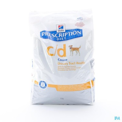 Hills Prescrip.diet Canine Cd 12kg 9176n