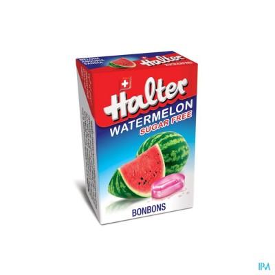 Halter Bonbon Watermeloen Zs 40g