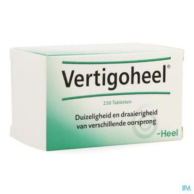 VERTIGOHEEL TABL 250