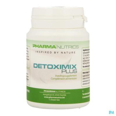 Detoximix Plus Pot Caps 60 Pharmanutrics