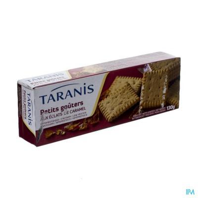Taranis Cookies Caramel Stukjes 130g 4691 Revogan