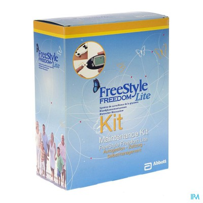 Abbott Maintenance Kit Freestyle Lit.educ.zelfzorg