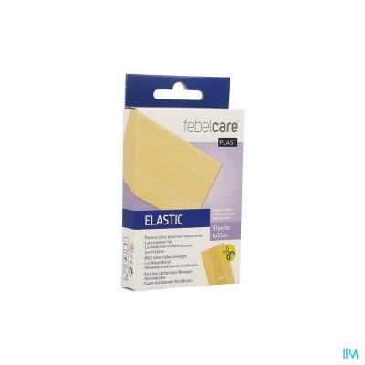 FEBELCARE PLAST ELASTIC UNCUT 10X6CM 10