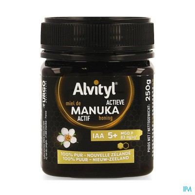 Alvityl Manuka Honey Iaa5+ 250g