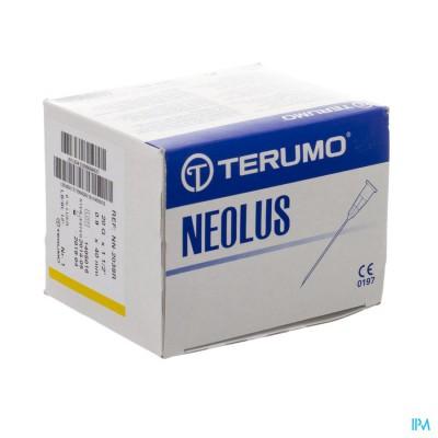 Terumo Naald Agani 20g 1 1/2 Rb Geel 5
