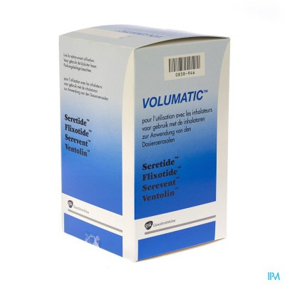 VOLUMATIC - GLAXO