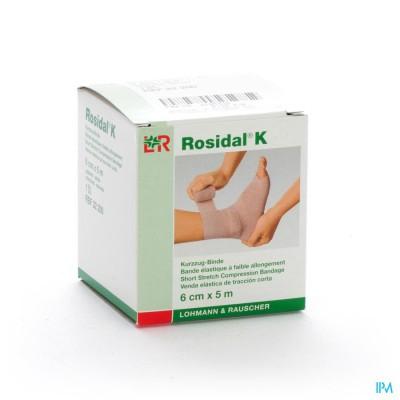 ROSIDAL K ELASTISCHE WINDEL 6CMX5M 22200