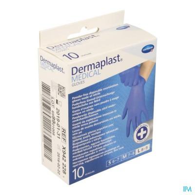 Dermaplast Medical Gloves Non Steril 10l