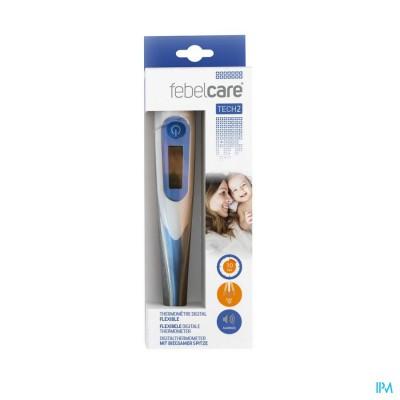 Febelcare Tech2 Digitale Flexibele Thermometer