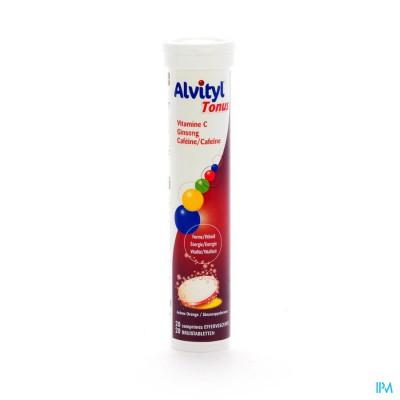 Alvityl Tonus Tube Comp 20