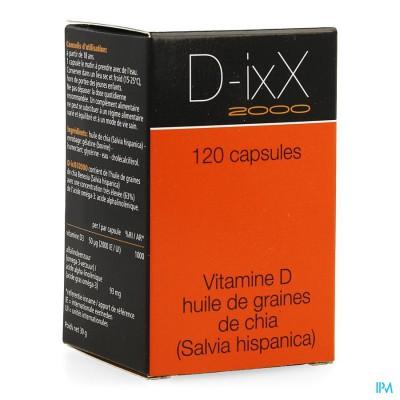 D-IXX 2000 CAPS 120