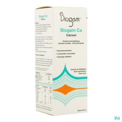 Biogam Ca Fl 60ml