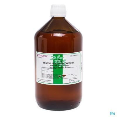 Benzoe Tinctuur 1l Conf